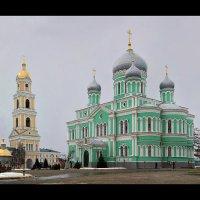 Серафимо-Дивеевский монастырь :: Александр Назаров