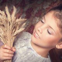 Собираем урожай :: Alena Sturova