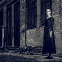 Балерина.Взгляд... :: Виталий Капустин