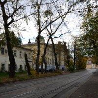 Москва. Сыромятнический проезд. :: Oleg4618 Шутченко