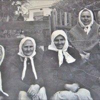 Бабушки. 1950 год :: Нина Корешкова