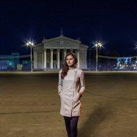 Портрет для девушки :: Виктор Веденяпин