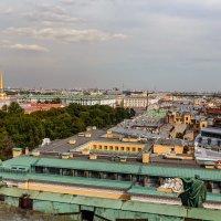 На крышах Санкт-Петербурга (2) :: Николай Николенко