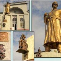 Батайск. Памятник героям первой мировой войны :: Нина Бутко