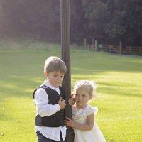 Brother and Sister :: Olga Samsonova