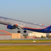 AIRBUS A321 :: vg154