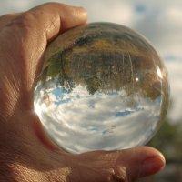 """Природа """"глазами"""" шарика. :: Николай Масляев"""