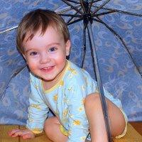 мне не страшны осенние дожди!!! :: Александр Прокудин