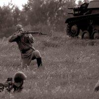 Стрелок. :: Дмитрий Иншин