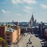 Вид с крыши Детского мира :: Ксения Базарова