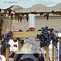 Бутыль с вином :: Nina Yudicheva