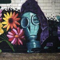 Графити :: Aleks Ben Israel