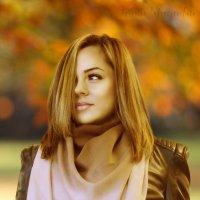 Осенний портрет :: Вероника Подрезова