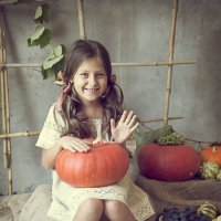 веселая осень :: Наталья