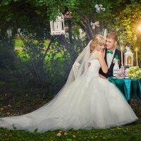 Сказочный и незабываемый день Кати и Максима. :: Нина Гордеева