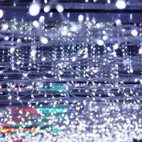 Светящийся дождь :: Алексей Шевкунов