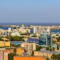 Город с 25 этажа :: Юрий Стародубцев