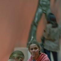 Однажды в музее........ :: Валерий Ходунов