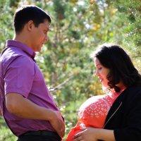 беременная :: Inna Прибушаускайте