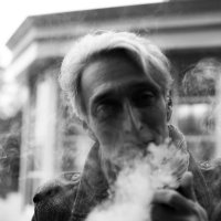 Дым :: Ирина Шкода