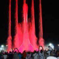 Шоу фонтанов в Олимпийском парке :: nika555nika Ирина