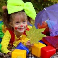 маленький клоун :: Tanyana Zholobova
