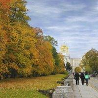 Идем гулять в Екатерининский парк... :: Tatiana Markova