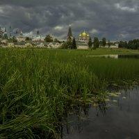 Иверский мужской монастырь :: Moscow.Salnikov Сальников Сергей Георгиевич