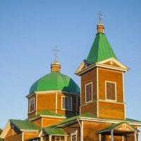 Церковь Архангела Михаила :: Виктория Игнас