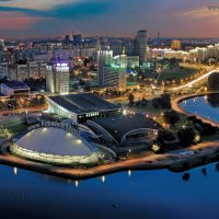 полуостров победителей в Минске :: Sergey-Nik-Melnik Fotosfera-Minsk