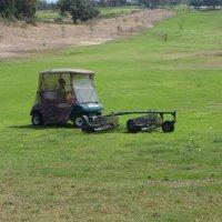 Golf. Будни. :: ZiBerg 60