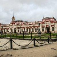 Музей истории, науки и техники Свердловской железной дороги :: Михаил Вандич