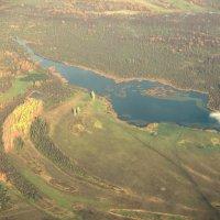 Осень с высоты птичьего полета :: Zifa Dimitrieva