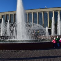 фонтан :: Анастасия Сосковец