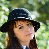 Девочка в шляпке :: Сергей