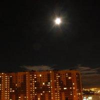 Луна :: Наташа Ашатан