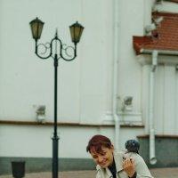 Ручные голуби :: Николай Агапитов