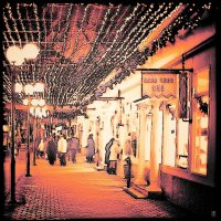 Ночной шопинг :: Григорий Кучушев