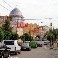 направление к центру :: Вячеслав Михеев