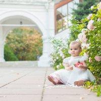 Маленькая невеста :: Ya-kadr.ru Детский фотограф