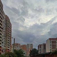 октябрьское небо :: Алексей Меринов