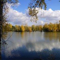 Облака и Осень :: Наталия Григорьева