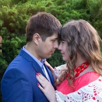 Медная свадьба :: Райская птица Бородина