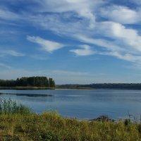 Впадение реки Трупянка ... :: Александр Буланов