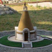 Храм-часовня св. Георгия Победоносца на Сапун горе, Севастополь :: Вера Щукина