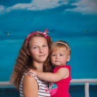 Сестрички :: Ya-kadr.ru Детский фотограф