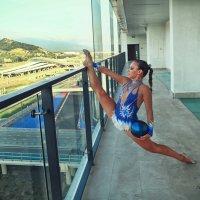 гимнастка :: Наталья