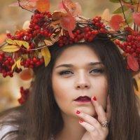 золотая осень :: Ксения Шалькина