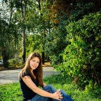 Я на травушке сижу!!! :: Виктор Зенин
