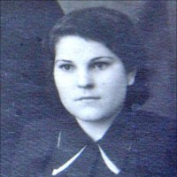 Мамочка моя... 1947 год :: Нина Корешкова
